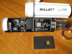 Bullet2 without shielding